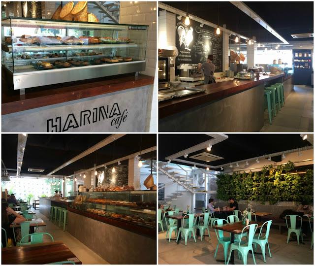 Onde comer e sair em Recife?  Harina Café