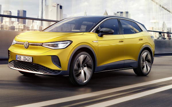Volkswagen ID4: SUV elétrico promete diversão ao volante
