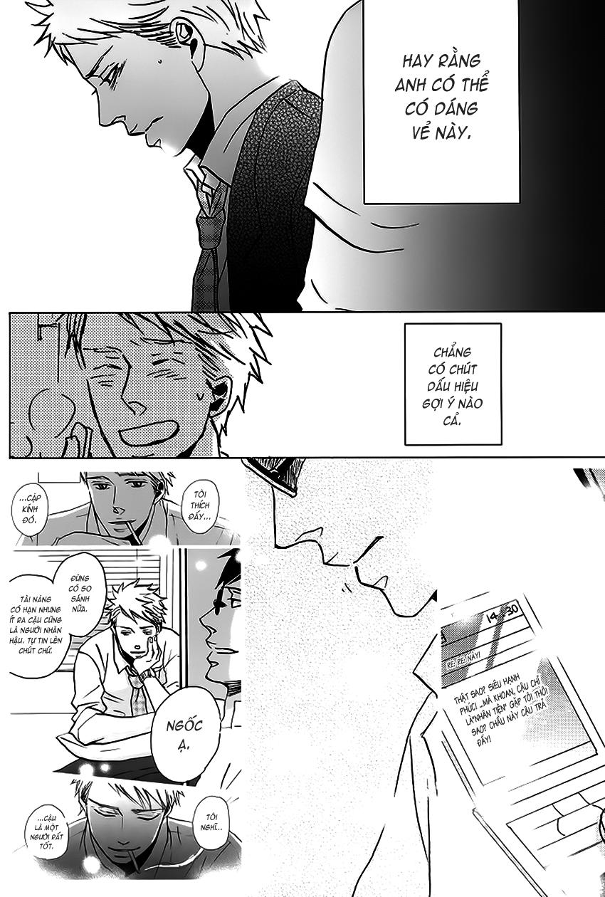 Trang 32 - Dù Thế Nào Em Vẫn Yêu Anh--EXTRA 3--[ShuShi Group] (- Yoneda Kou) - Truyện tranh Gay - Server HostedOnGoogleServerStaging