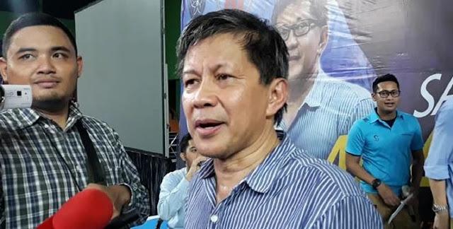 Sebut Presiden Gak Ngerti Pancasila, Tagar #RockyGerungMenghinaPresiden Trending Topic