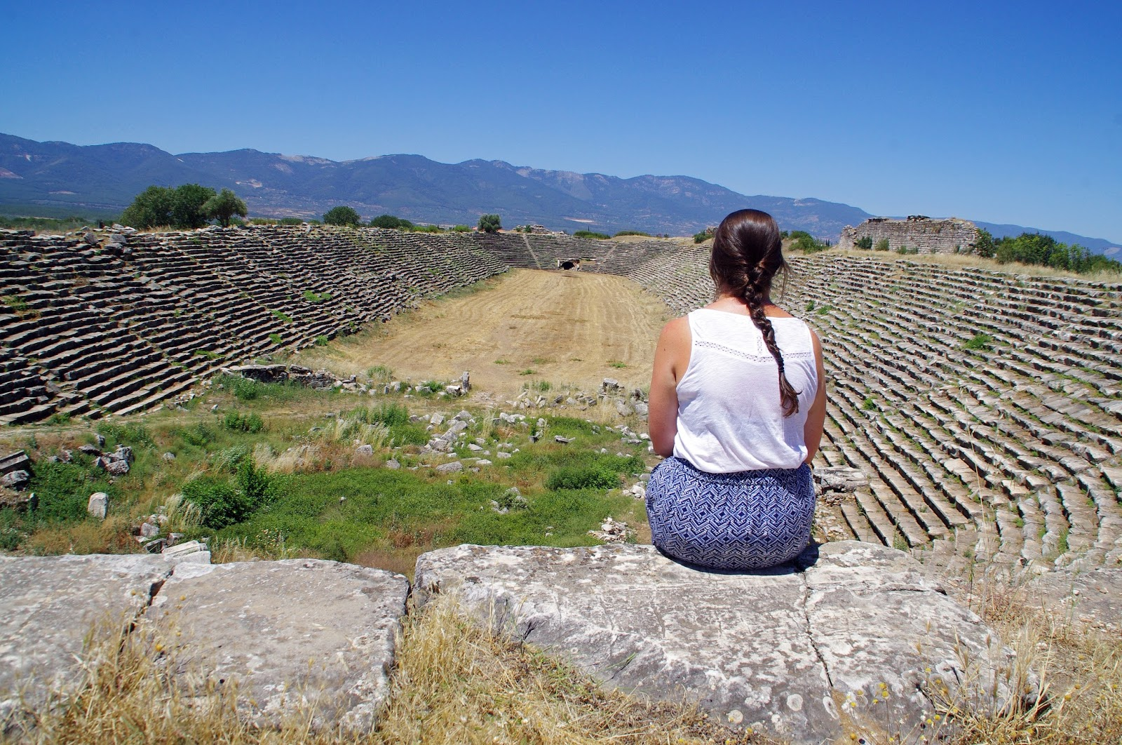Discovering Aphrodisias with Neyzen: One of Turkey's Hidden Secrets