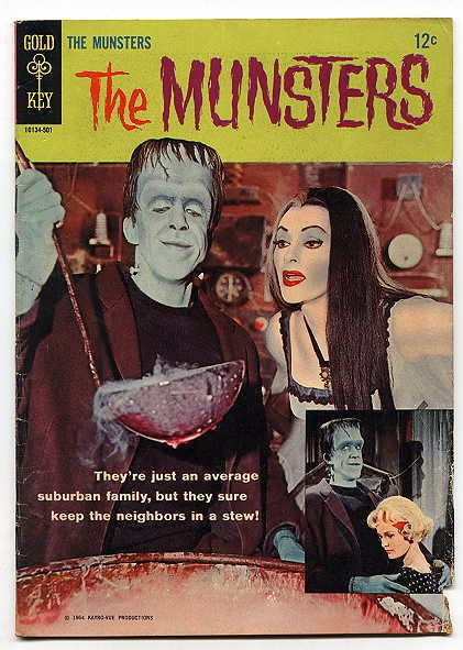OS MONSTROS (THE MUNSTERS)