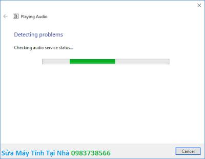 Quá trình dò tìm để Fixed lỗi hệ thống