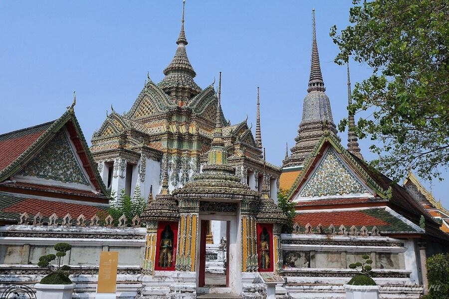 Ват По в Бангкоке