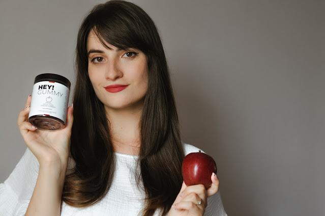 Hey Gummy suplement z octem jabłkowym opinie - czy warto?