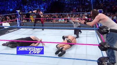 Resultados WWE SmackDown 11/10/2016