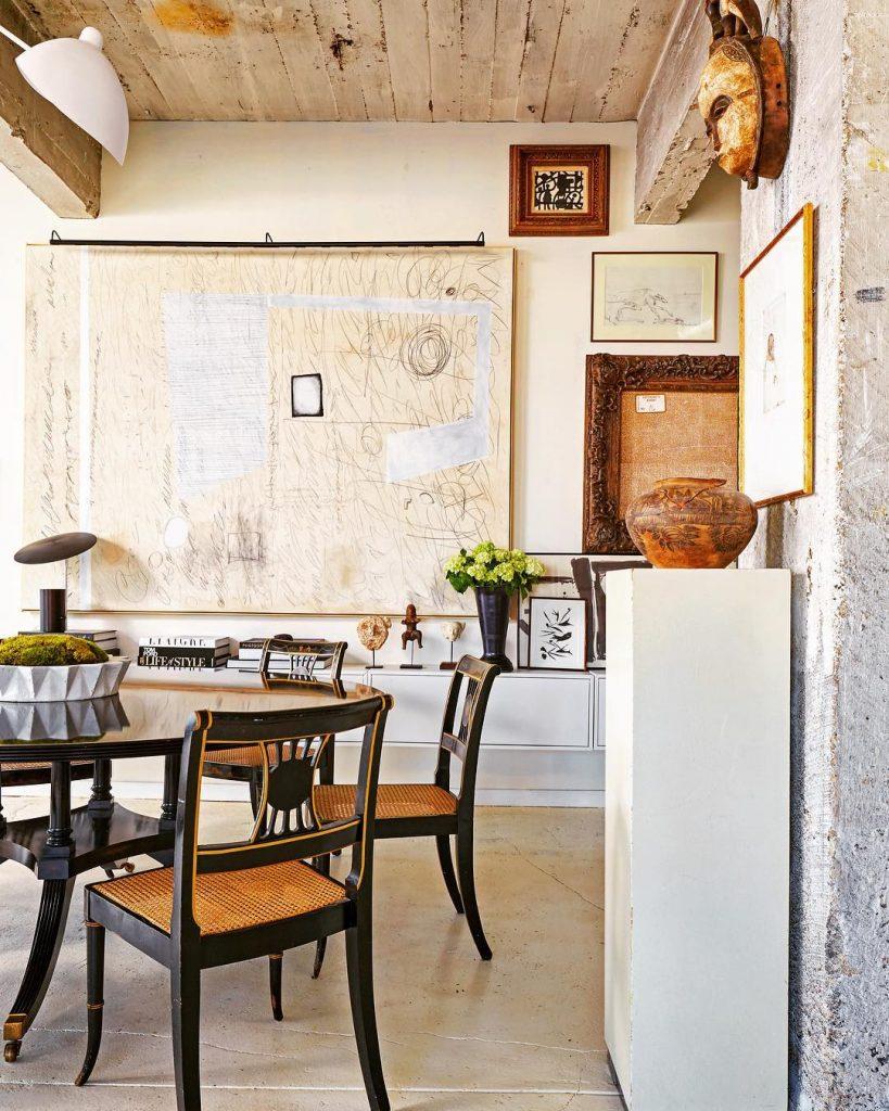 At Home With | Interior Designer & Artist: William McLure, Birmingham, Alabama