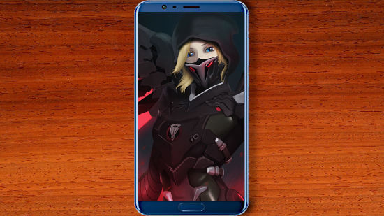 Blackwatch Mercy - Overwatch - QHD pour Mobile