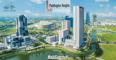 paddington heights alam sutera