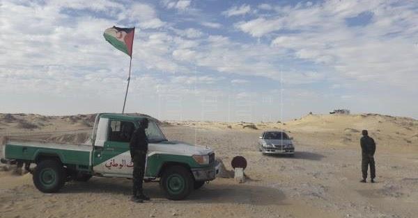 El Frente Polisario se dirige a clausurar la brecha ilegal en El ...