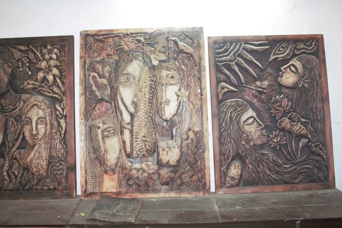 jahangirnagar University Fine Arts Student work