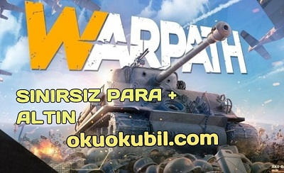 Warpath Tank V0.15.14 Sınırsız Para + Altın Hileli Mod Apk İndir 2020