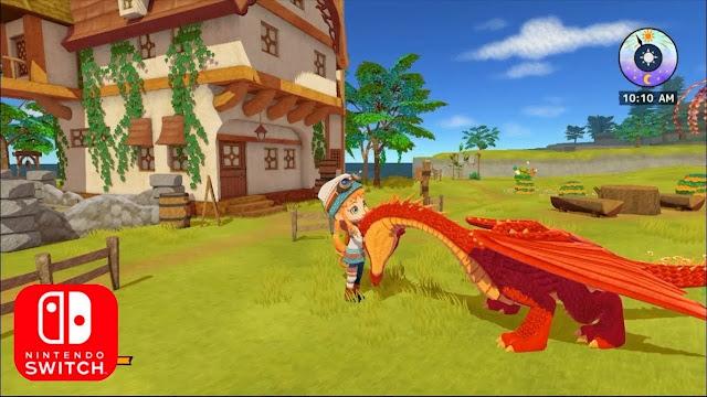 Little Dragons Cafe Full Version