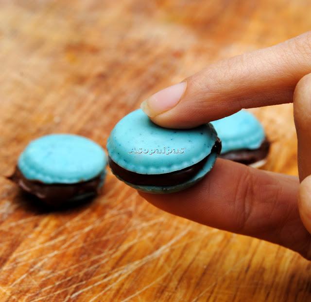 Choco Macarons