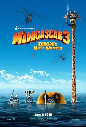فيلم Madagascar 3 مدبلج ومترجم