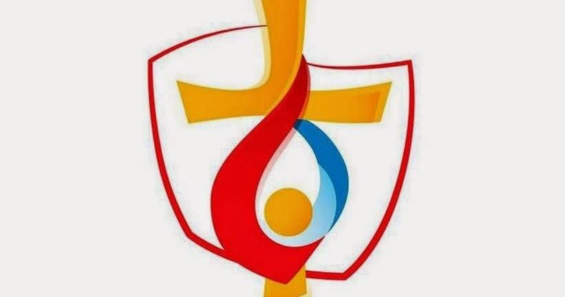 Mapa Y Ubicación Del Logo Azul Mapa Logotipo De: DIÁCONO JORGE NOVOA: LOGO JMJ POLONIA 2016 SIGNIFICADO