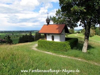 Die St.-Andreas-Kapelle