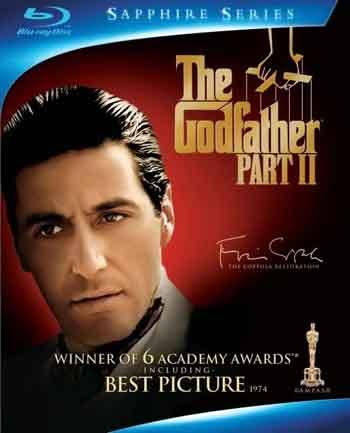The Godfather Part II 1974 480p 650MB BRRip Dual Audio