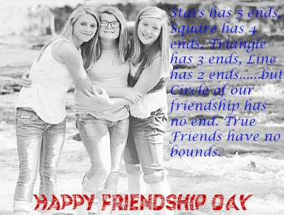 Advance Friendship Day Wishes
