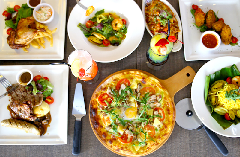 5 Delicious & Good Western Food Places in KL