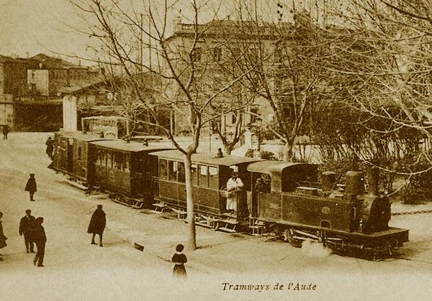 tramway de l'Aude