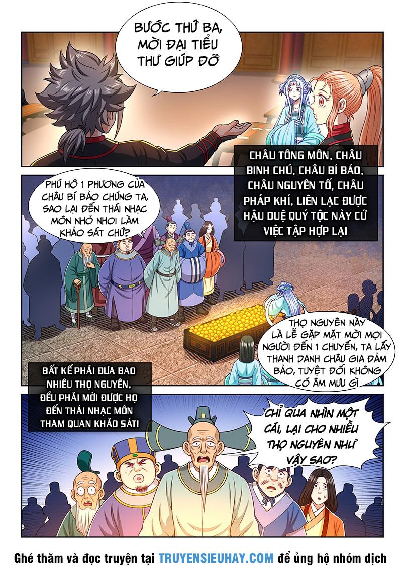 Ta Là Đại Thần Tiên chap 223 - Trang 15