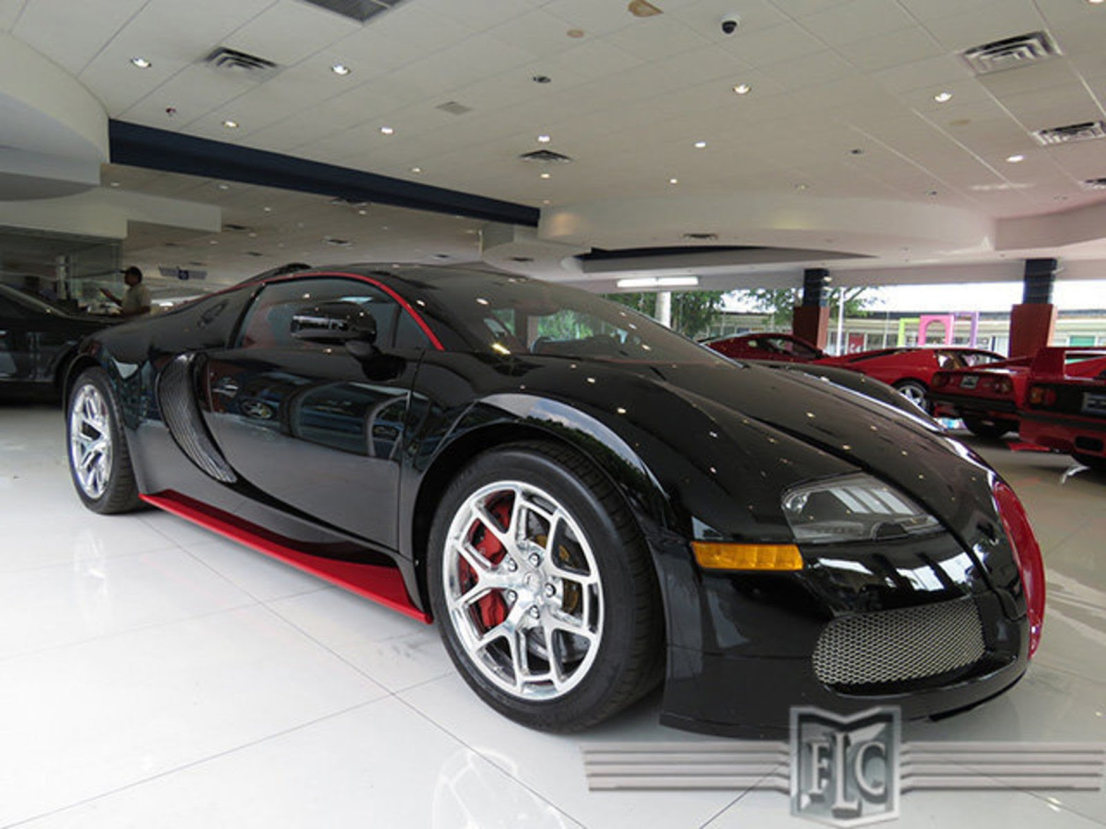 florida dealer has two bugatti veyrons for sale. Black Bedroom Furniture Sets. Home Design Ideas