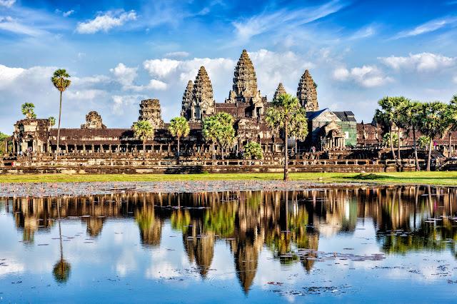 Камбоджа Angkor Wat