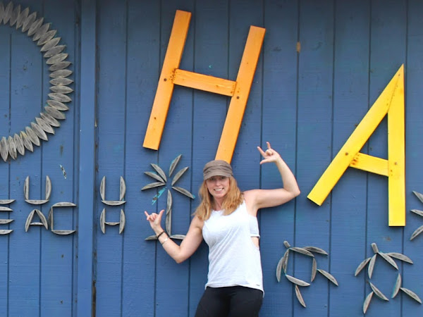 Hawaii!!  One week on the BIG ISLAND! SO much to share!!