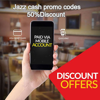 Jazz cash promo codes 50%Discount For Bus Movie Tickets
