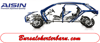 Lowongan Kerja Bekasi : PT. Aisin Indonesia Automotive - Supervisor New Project & Localization