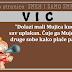 """VIC: """"Dolazi mali Mujica kući sav uplakan. Čuje ga Mujo iz druge sobe kako plače pa..."""""""