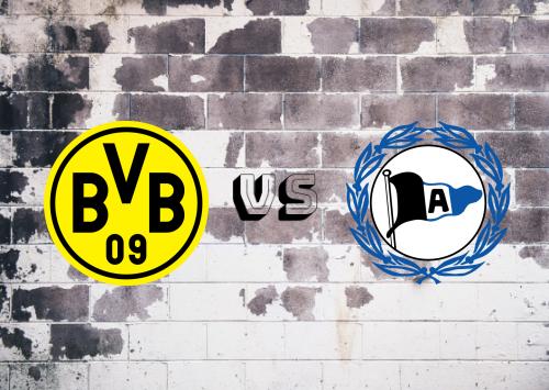 Borussia Dortmund vs Arminia Bielefeld  Resumen y Partido Completo