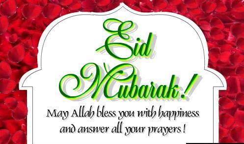 Awesome Eid Wishes