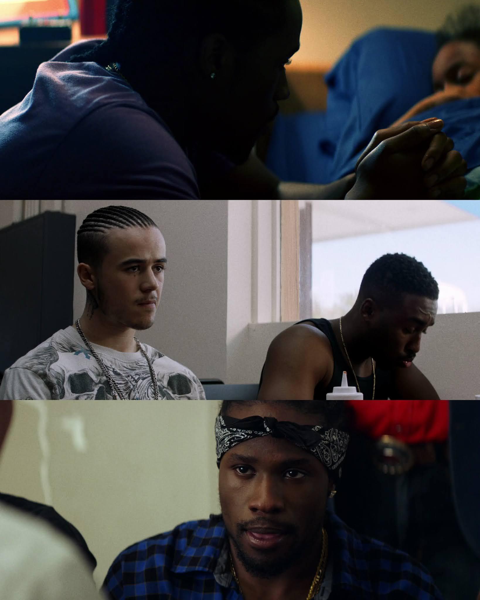 Cut Throat City (2020) HD 1080p Latino