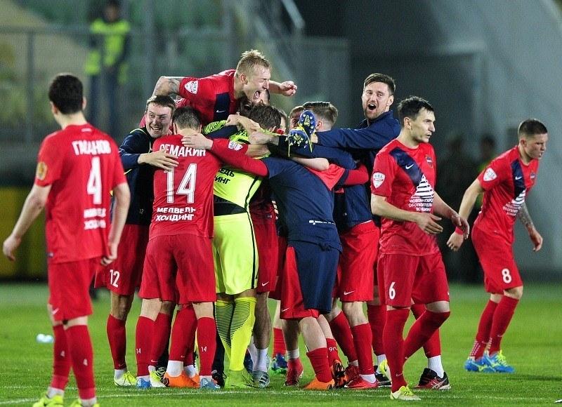 Spartak Tambov vs FK Khimki 23h00 ngày 18/8 www.nhandinhbongdaso.net
