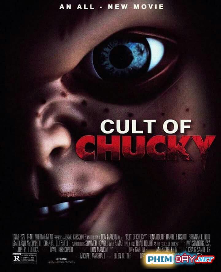 Ma Búp Bê 7: Sự Tôn Sùng - Chucky Child's Play 7: Cult of Chucky (2017)