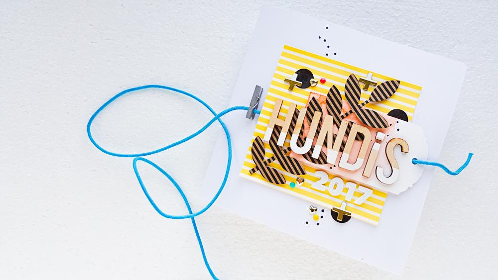 Mini Album im Flip Book Stil inkl. Video | Canvas Corp | Janna ...