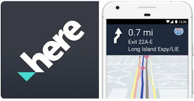 HERE WeGo – City Navigation‏