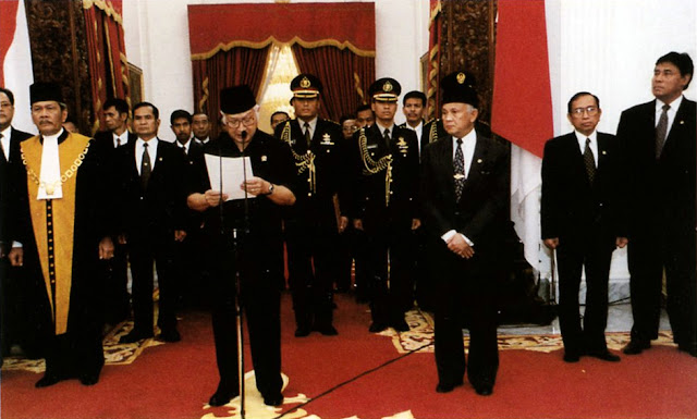 Soeharto dan Habibie