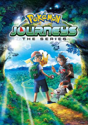 Pokemon Journeys Images In HD in 1080p