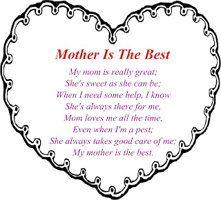 Happy Mother's Day Poem – Short And Sweet Mother's Day Poetry 2017
