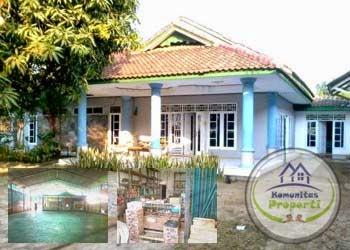 Dijual Tanah Dan Bangunan Binong Subang