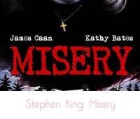 Misery : l'oeuvre de Stephen King au théâtre Hébertot !