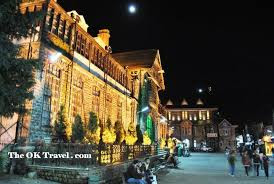 Mall Road  Shimla