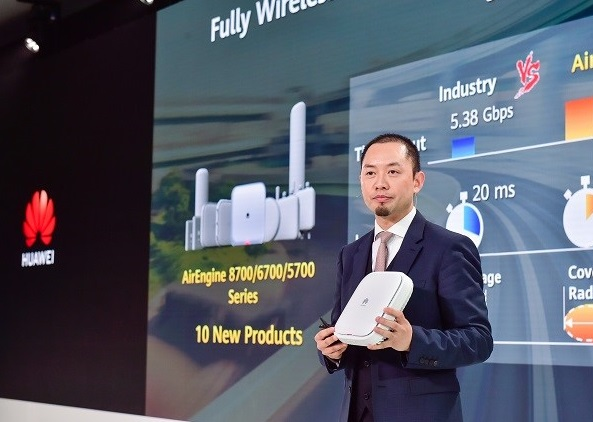 Huawei AirEngine Wi-Fi 6 Product Series
