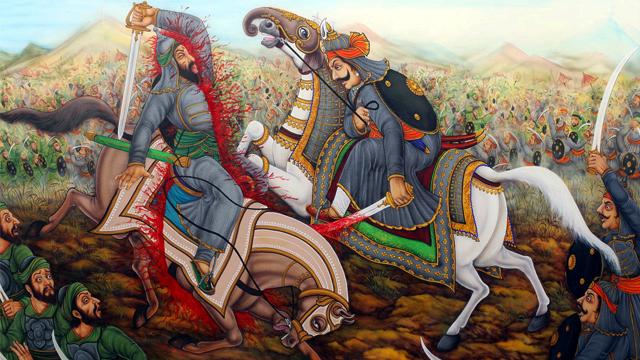 story of maharana pratap