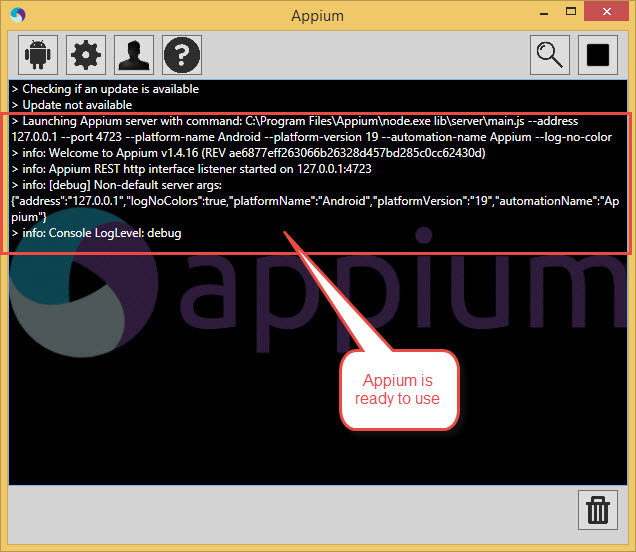 How to Install Appium on Windows