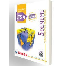 Sınav LYS 4 Tarih Coğrafya 2 Felsefe Grubu 5 Çözümlü Deneme