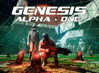 Genesis Alpha One [Full] [Español] [MEGA]
